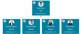 Animated Organizational Chart Cool Features To Make Org Charts Orgweaver Support