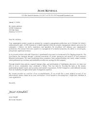 It Manager Cover Letter Example Resume Sample Web