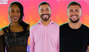 Enquete BBB21: Karol, Gilberto ou Arthur, quem deve sair no paredão? | BBB