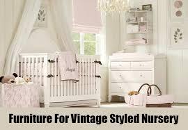 vintage nursery furniture. Vintage Baby Nursery Ideas Mothers Decoration Furniture L