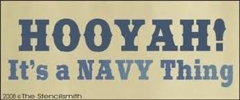 Hooyah Its A Navy Thing Navy Corpsman Navy Sister