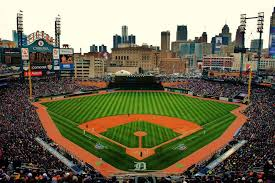 our open air stadium located downtown detroit right next door to ford field and the soon to be detroit red wings arena is the central spot for all things