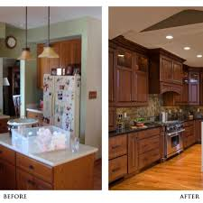 Kitchen Remodeling Before And After Diy Kitchen Before And After Before And After Remodel Great Small