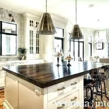 white cabinets with butcher block dark butcher block dark butcher block finishing butcher block walnut stained