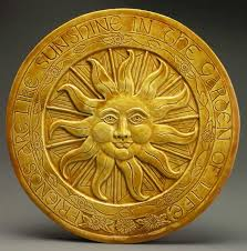 the sun stepping stone