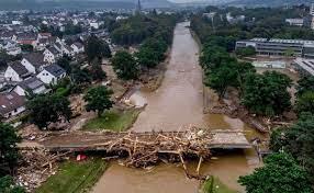 الفيضانات في ألمانيا: الأضرار والكوارث وتغير المناخ | شبكة الأرصاد الجوية