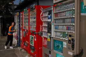 Find A Vending Machine Near You Enchanting Brendan In Japan Vending Machines