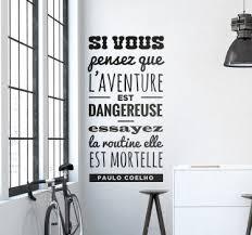 Wandtattoo Französische Sprüche Tenstickers
