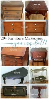 furniture makeovers. 20+ MORE Furniture Makeovers YOU Can Do!! Artsychicksrule.com K