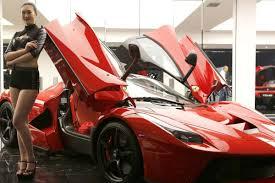 Why a Ferrari is like an Hermes Birkin bag