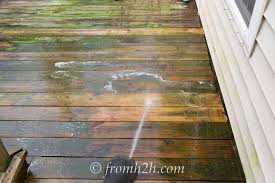 eco friendly diy deck. The Best Inexpensive Non Toxic DIY Deck Cleaner Eco Friendly Diy N