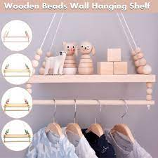 nordic style double wood hanging