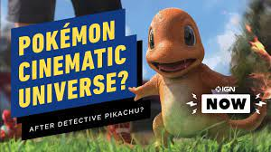 Detective Pikachu - New Pokemon Reveals Trailer (2019) Ryan Reynolds,  Justice Smith - YouTube
