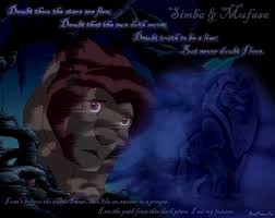 Lion King Love Quotes Awesome The Lion King Images Mufasa Simba Never Doubt I Love Wallpaper