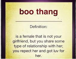 Boo Thang Quotes. QuotesGram via Relatably.com