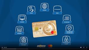 Lottomatica carta prepagata - Lottomaticard Plus