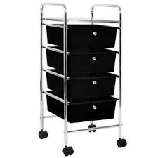office trolley cart. Image Is Loading 4-Drawer-Trolley-Cart-Storage-Portable-Rack-Cabinet- Office Trolley Cart