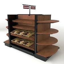 wooden display shelves wood bakery display shelves wood folding display shelves