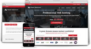 Wordpress Website Templates Custom Premium Wordpress Theme Built For Web Hosting Provider Options