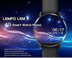 <b>LEMFO LEM X 2.03</b> Inch 8.0MP Camera 4G Watch Phone Android ...