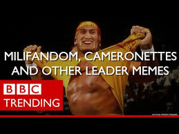 Milifandom, Cameronettes and other election 2015 leader memes ... via Relatably.com