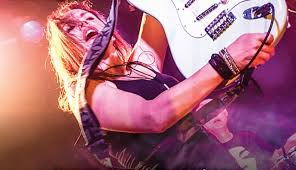Lee Aaron To Release Power Soul Rock N Roll Live Album