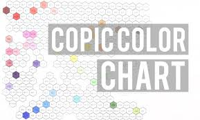 High Quality Copic Marker Hand Color Chart Pdf Copic Marker