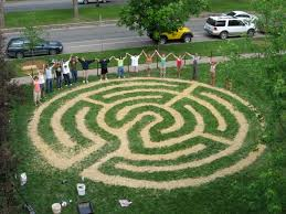 Small Picture 226 best Garden Labyrinth images on Pinterest Labyrinth garden