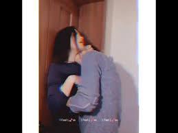 love romantic neck kiss whtsapp video