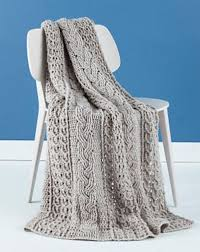 Best 25+ Afghan patterns ideas on Pinterest | Free crochet blanket ... & Lion Brand / Free Crochet Pattern: Celtic Afghan - Three classic cable  patterns give this project lots of character and style. Adamdwight.com