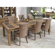 Table Cuisine Ceramique Table Salle A Manger Extensible En Bois