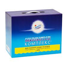 <b>Маркопул Кемиклс</b> МИНИПУЛ КОМПЛЕКС, 5,6кг коробка, <b>набор</b> ...