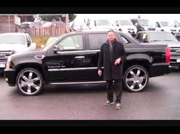 2007 Cadillac Escalade EXT on 26's at Ford of Kirkland - YouTube