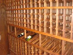 homemade wine cellar design crazy homemade saveenlarge simple ways in creating your own