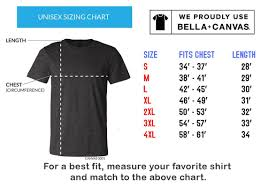 Bella Canvas Unisex T Shirt Color Chart Rldm