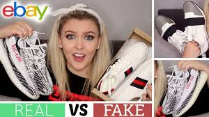 Replica Designer Trainers Trying 5 Fake Designer Shoes From Ebay Plot Twist