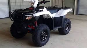 2018 honda 500 foreman. unique 2018 2016 honda foreman rubicon 500 deluxe dct  eps atv  walk around video   trx500fa7g youtube with 2018 honda foreman