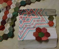 Quiltville's Quips & Snips!!: Hexagon Tutorial
