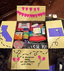 birthday care package for a best friend gigi gonzalez best gifts birthday care packages birthday gifts