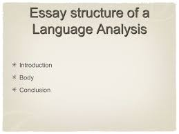 using language to persuade ppt video online 24 essay structure of a language analysis