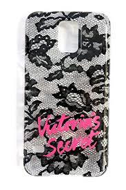 samsung galaxy s5 phone cases amazon. amazon.com: victoria\u0027s secret samsung galaxy s5 case phone cover clear black lace: cell phones \u0026 accessories cases amazon