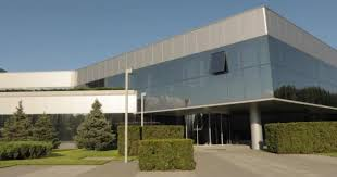 exterior office. Exterior Of A Large Modern Factory Or Factory, Industrial Exterior,  Office Commercial Exterior -