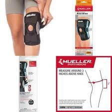 Mueller 4 Way Adjustable Knee Support Brace 20 99 Picclick