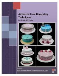 Advanced Cake Decorating Techniques By Alice Sponsle Issuu