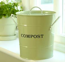 kitchen compost container diy