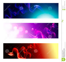free banner backgrounds smooth banner waves background stock vector illustration of line