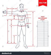 Male Body Measurement Chart Printable Bedowntowndaytona Com