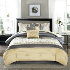 bedding sets yellow marvelous yellow grey white simple modern bedding sets king comforter sets grey and