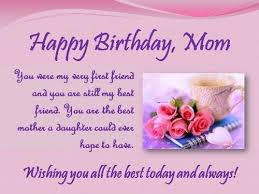 Happy Birthday Daughter Quotes From A Mother 60 Awesome The 24 Loving Happy Birthday Mom From Daughter WishesGreeting
