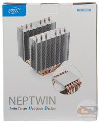 cpu cooler system deepcool neptwin v review and testing gecid com deepcool neptwin v2
